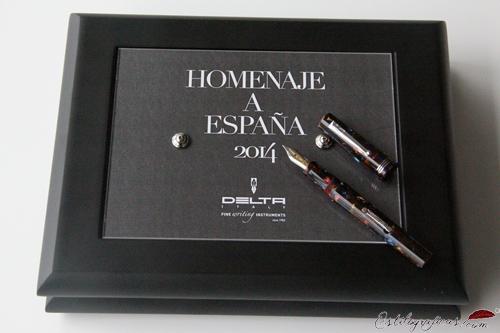 Estuche Homenaje a España