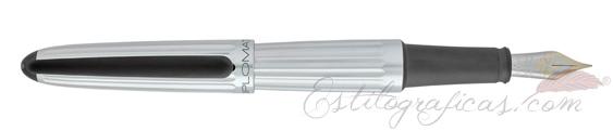 Pluma Estilográfica Diplomat Aero Factory 14 K D40305013