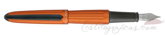 Pluma Estilográfica Diplomat Aero Orange D40302023
