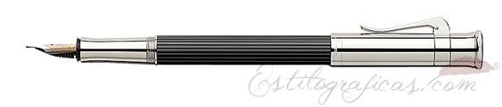 Pluma Estilográfica Graf von Faber-Castell Clásica Ébano