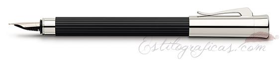 Pluma Estilográfica Graf von Faber-Castell Initio Negra 141500