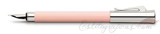 Pluma Estilográfica Graf von Faber-Castell Initio Rosa 141560