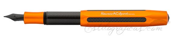 Estilográfica Kaweco AC Sport Orange