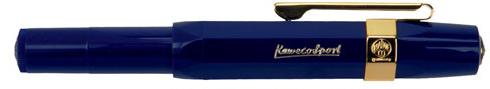 Estilográfica Kaweco Classic Sport Azul con clip