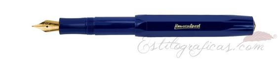 Estilográfica Kaweco Classic Sport azul