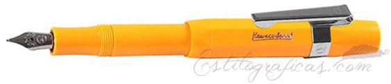 Pluma estilográfica Classic Sport naranja edición especial