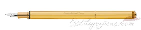 Pluma Estilográfica Kaweco Special Brass