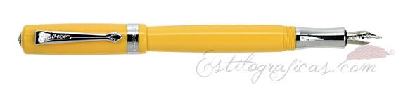Estilográfica Kaweco Student Amarilla