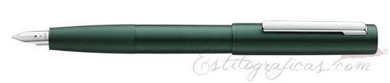 Pluma Estilográfica Lamy Aion Dark Green