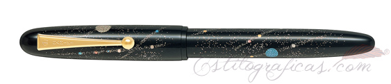 Estilográfica Namiki Yukari Shooting Stars FN-20M-NRB