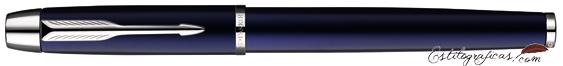 Pluma Estilográfica Parker IM Blue CT Cerrado