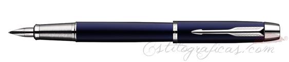 Pluma Estilográfica Parker IM Azul CT S0856210