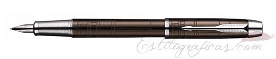 Pluma Estilográfica Parker IM Premium Metallic Brown S0949710