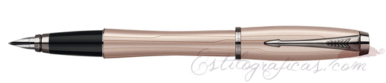 Pluma Estilográfica Parker Urban Premium rosa metálico S0949260