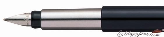 Plumín de Pluma Estilográfica Parker Vector Standard Negro