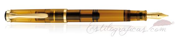 Estilográfica Pelikan Classic M 200 Cognac edición especial 939496