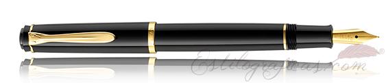 Estilográfica Pelikan Classic P 200 Negra GT 930412