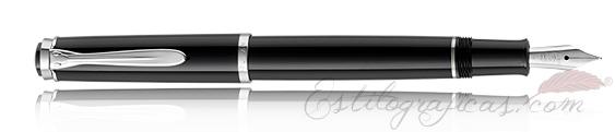 Estilográfica Pelikan Classic P 205 Negra CT 930735