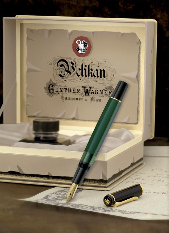 Anuncio Estilográfica Pelikan Classic M 251