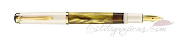 Estilográfica Pelikan Classic M200 Gold Marbled