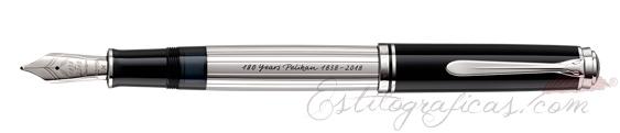 Estilográfica Pelikan Spirit of 1838 - Edición Limitada Pelikan