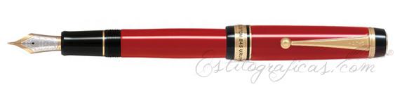 Pluma Estilográfica Pilot Custom 845 Rojo