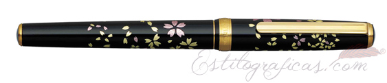 Estilográfica Platinum Kanazawa Petals of Cherry Blossoms PTL-15000H 52
