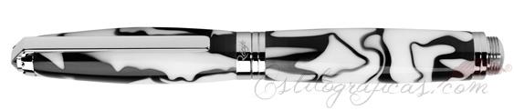 Pluma estilográfica Récife Mystique Domino