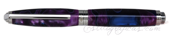 Pluma estilográfica Récife Pearl Purple