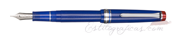 Pluma estilográfica Sailor Professional Gear Sunset over the Ocean Slim 11-8657