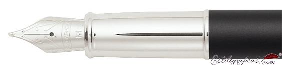 Plumín de plumas estilográficas negras mate Gift Collection de Sheaffer
