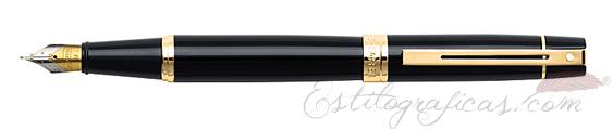 Plumas estilográficas Sheaffer Gift 300 Negro GT 9325-0