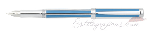 Plumas estilográficas Sheaffer Intensity Azul Aciano o Azulino 9231-0