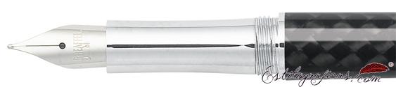 Plumín de pluma estilográfica Intensity fibra de carbono de Sheaffer