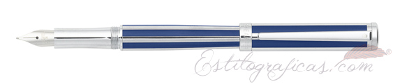 Plumas estilográficas Sheaffer Intensity Azul Ultramarino 9230-0