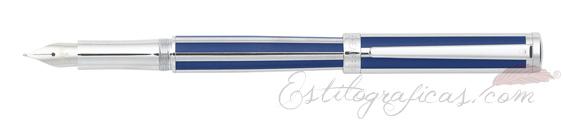 Plumas estilográficas Sheaffer Intensity Azul Ultramarino 9230-0