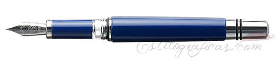 Pluma Estilográfica TWSBI Classic Azul