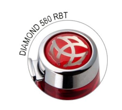 Joya de estilográfica TWSBI Diamond 580 RBT
