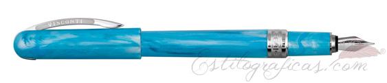Pluma Estilográfica Visconti Breeze Blueberry KP08-05-FP
