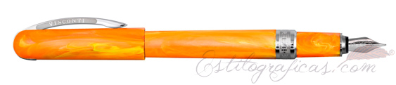 Pluma Estilográfica Visconti Breeze Mandarin KP08-03-FP