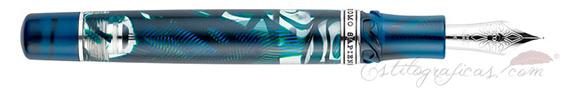 Pluma Estilográfica Visconti Homo Sapiens Crystal