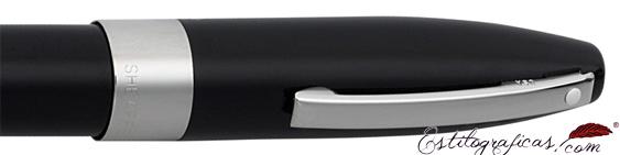 Pluma estilográfica negra de la colección Legacy Heritage de Sheaffer