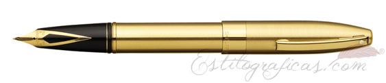 Pluma Estilográfica Sheaffer Legacy laminada en oro 9031