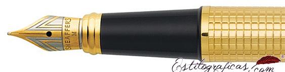Plumilla de pluma estilográfica Prelude Signature Oro de Sheaffer