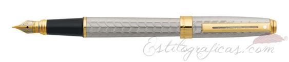Pluma estilográfica Sheaffer Prelude Signature piel de serpiente 9170-0