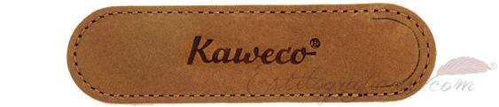 Funda de piel Kaweco para el Brandy Liliput