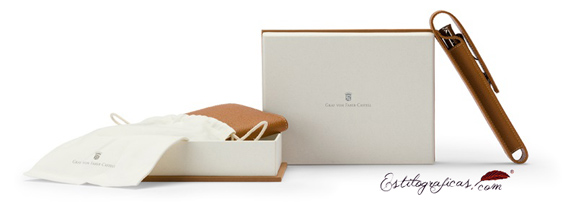Caja presentación de fundas Graf von Faber-castell