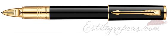 Parker Ingenuity Negro GT Corto Slim S0959040