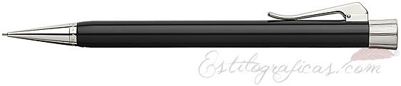Portaminas Graf von Faber-Castell Intuition Black 0,7 mm