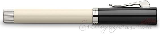 Pluma Estilográfica Graf von Faber-Castell Intuition Marfil